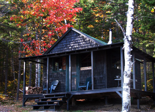 Maine Remote Camp
